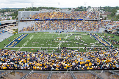 WVU vs Georgia State - September 14, 2013
