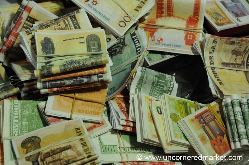 Money of Every Kind - Cochabamba, Bolivia