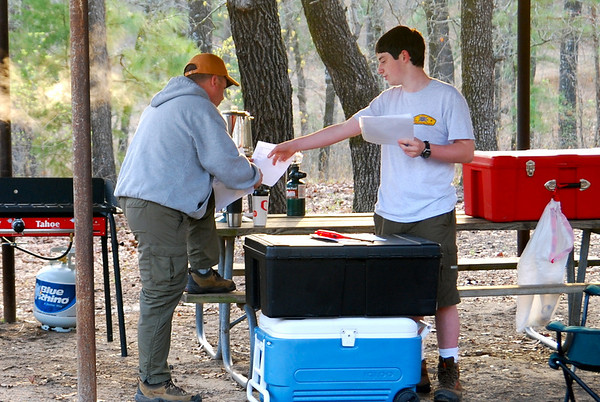 Camp Cherokee - March 2010