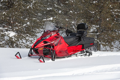 2020 Yamaha S-TX GT SideWinder two up