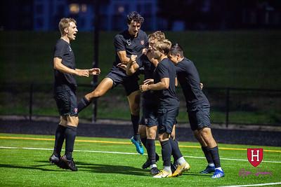 Harvard Men's Soccer vs. St. Lawrence - August 28, 2021