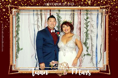 Mars & Tuan's Wedding 10/27/18