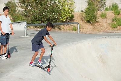 Skate Park Toulon 2017