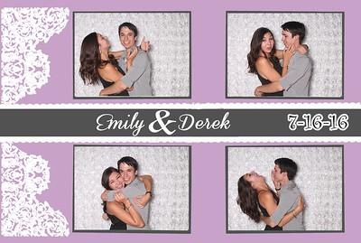 Emily and Derek 7/16/16