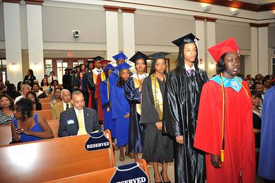 06/24/2012 -- Graduation Sunday