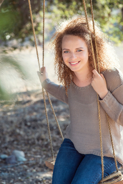 Leah: Senior Portraits