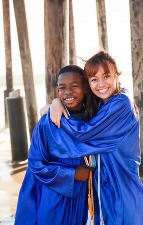 Oshane and Maddie Class of 2020