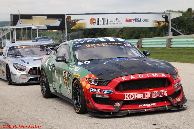 Roush Performance / KohR    Ford Mustang GT4