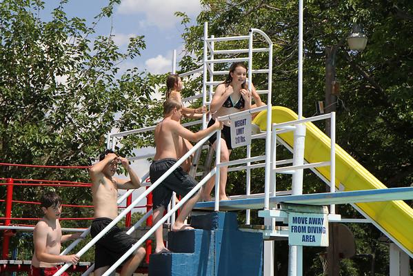 8th Graduation Swim Party