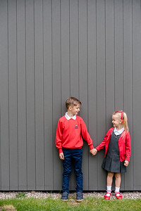 Robyn's First Day at School