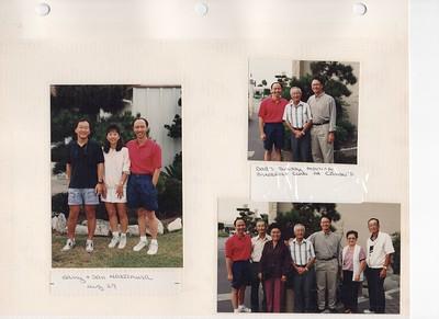 8-29-1993  Nakamura's & Carrows Breakfast Club @ Gardena, CA