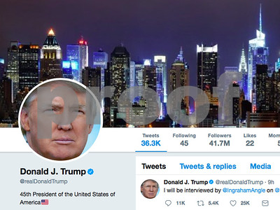 president-donald-trumps-realdonaldtrump-account-deactivated-by-twitter-employee-on-final-day