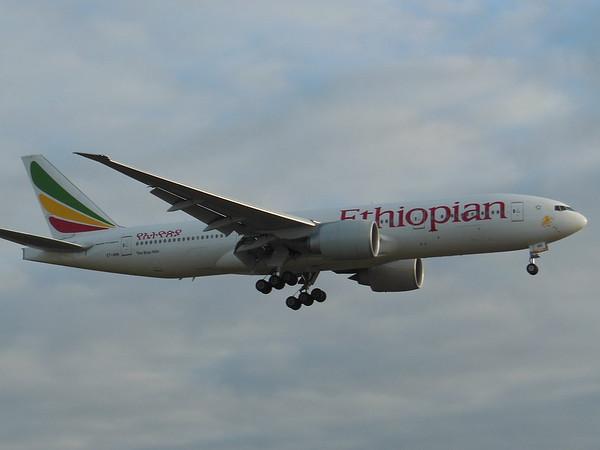 Ethiopian Airlines (ET)