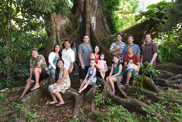 Toguchi Family Photos