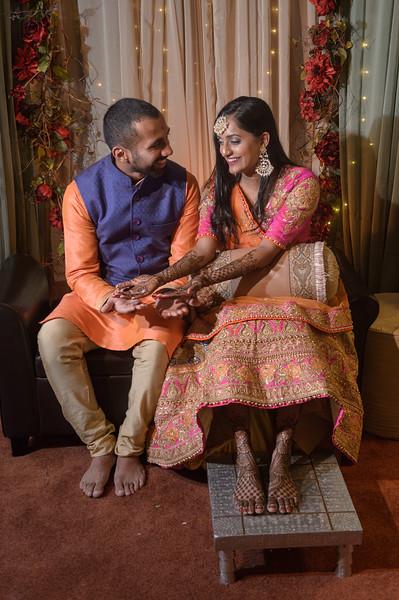 Darshan and Shivangi Wedding - Day 1