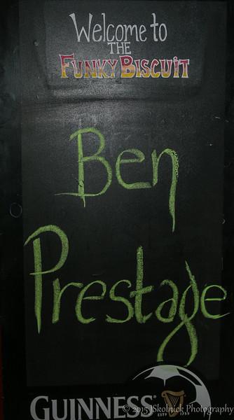 Ben Prestage