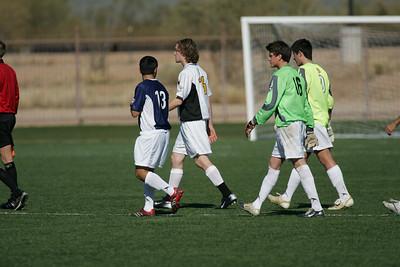 Utah ODP Boys 91 vs Arizona
