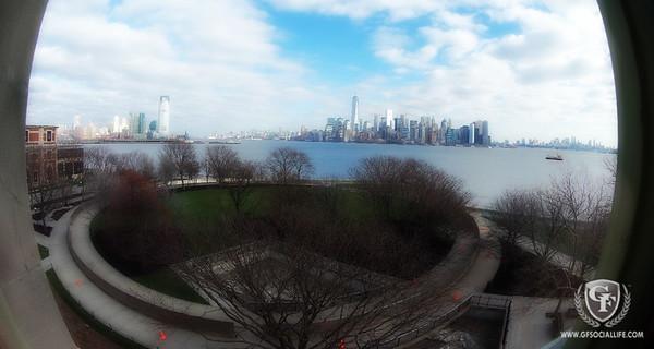 New York Harbor View, NYC