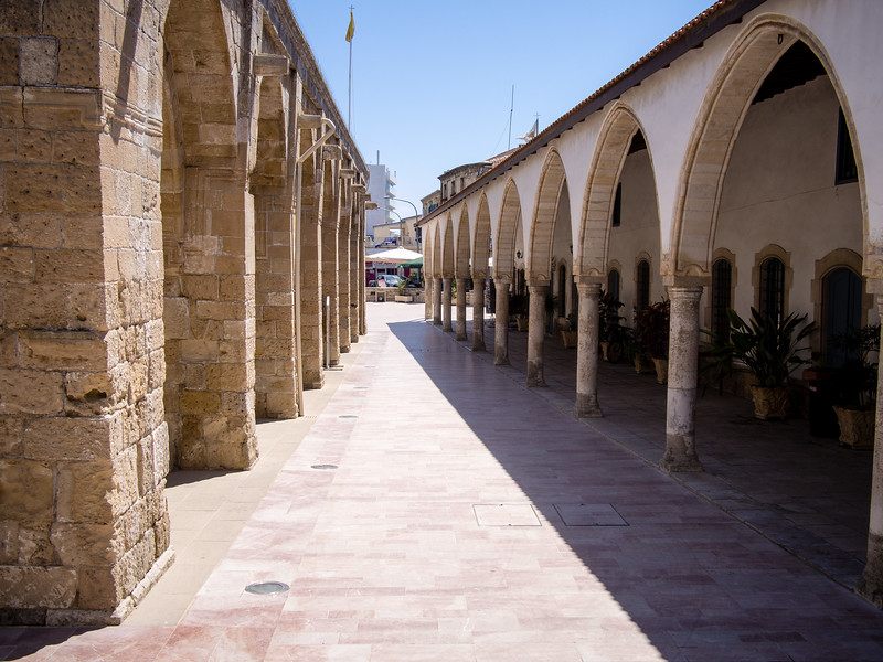 Saint Larazus Church in Larnaca