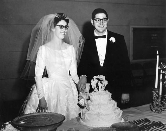 Mom & Dad Wedding - Feb 10, 1962