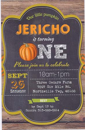 2015 SEP 26-JERICHO VELEZ 1st BIRTHDAY PARTY
