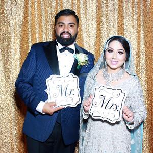 2019.11.02 - Faraz & Wasia Wedding Mirror Photo Booth
