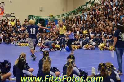 Spring Sports Rally
