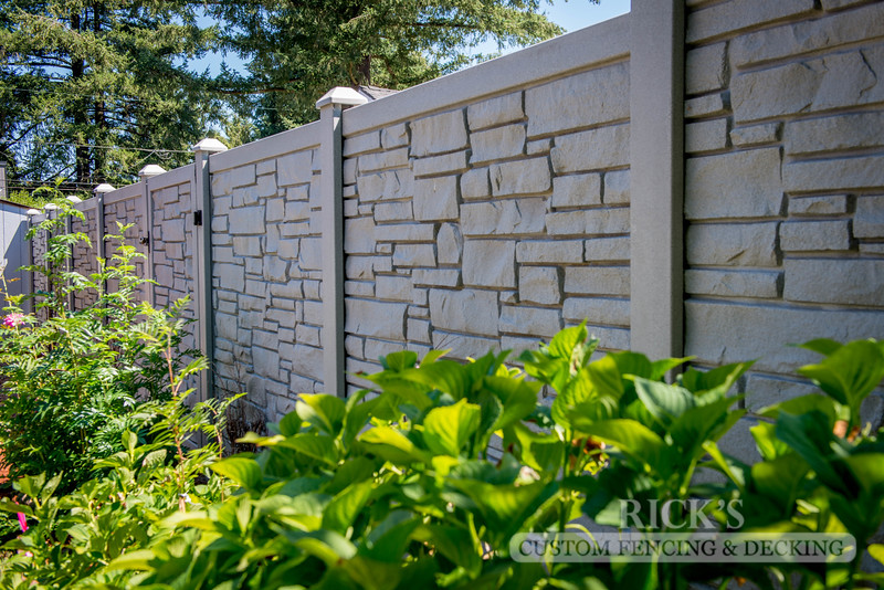 4008 - Allegheny Simulated Rock Fencing
