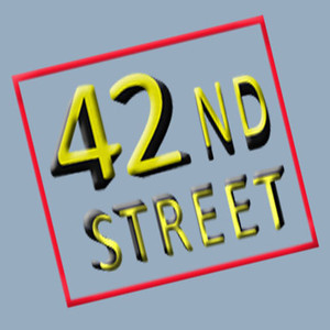 42ND STREET! Awesome! James Caldwell HS