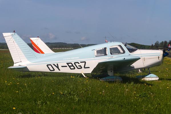 OY-BGZ - Piper PA-28-140 Cruiser