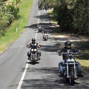 South Ride to Wongawallan 200308