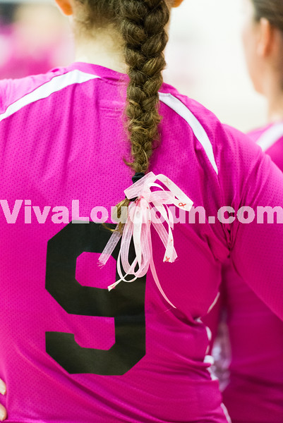 Volleyball: Park View vs. Dominion 10.16.14 (by Chas Sumser)