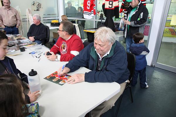 bobby hull Signing 03/20/2010