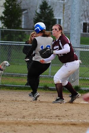 Pierce College Fast Pitch 2011