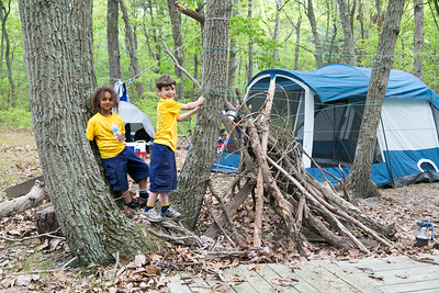 Spring Family Camping - 2015