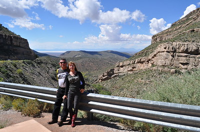 2013-09-19 Ride to Ruidoso by Garry White