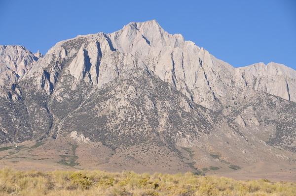 Lone Pine Peak September 11, 2010