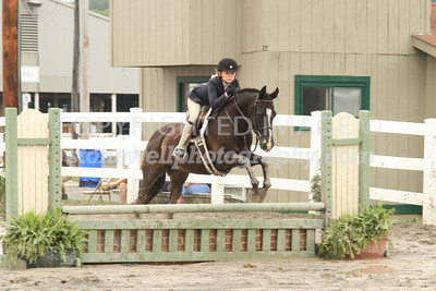 Equitation over fences, p13
