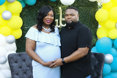 AUGUST 2ND, 2020: VILIANE & NICHOLAS' BABY SHOWER