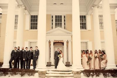 Drake and Nicole (wedding)