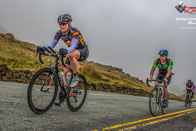 Sportpursuit Slateman Triathlon - Classic Bike at Pen y Pass