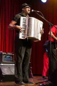 CJ Chenier and The Red Hot Louisiana Band