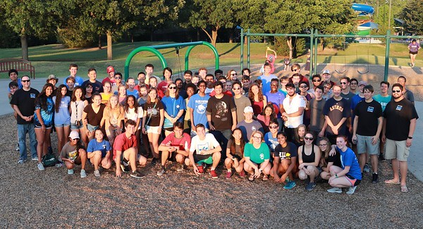 Gong Show and Picnic 8/3/2018