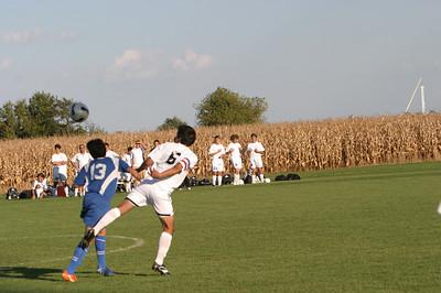 Soccer vs. Glenbard South