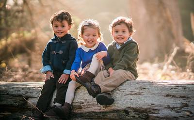 Julia Paige Family Portraits