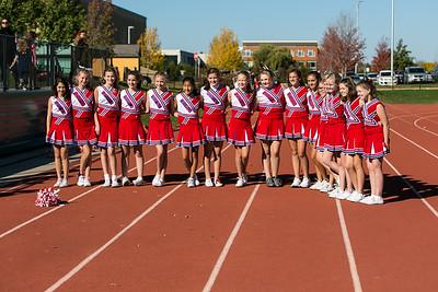 SJA Varsity Cheer (2014-10-25)