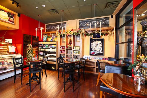 Cafe Pics Christmas 2011