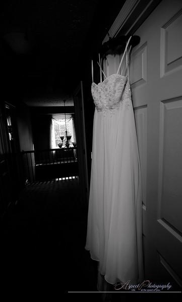 Jaime & John's wedding - getting ready