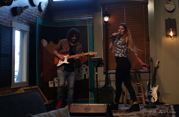 Nellybombs @ The Towne Crier Cafe - June, 17, 2017