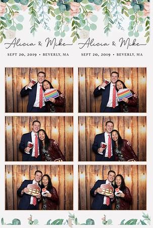 PRINTS - Alicia & Mike